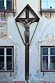 Achenkirch - Gasthof Tiroler Weinhaus - Kruzifix.jpg