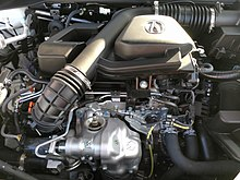 L15b9 Earth Dreams Engine In Acura Cdx