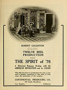https://upload.wikimedia.org/wikipedia/commons/thumb/9/97/Ad_for_1917_silent_film_The_Spirit_of_%2776.jpg/220px-Ad_for_1917_silent_film_The_Spirit_of_%2776.jpg