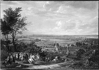 Die Eroberung von Lille, August 1667 (und Werkstatt)