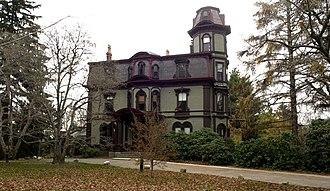 Adams-Nervine Asylum - Image: Adams Nervine Asylum Boston MA 02