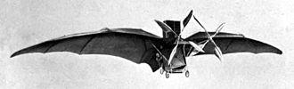 Clément Ader - Clement Ader Avion III (1897 photograph).