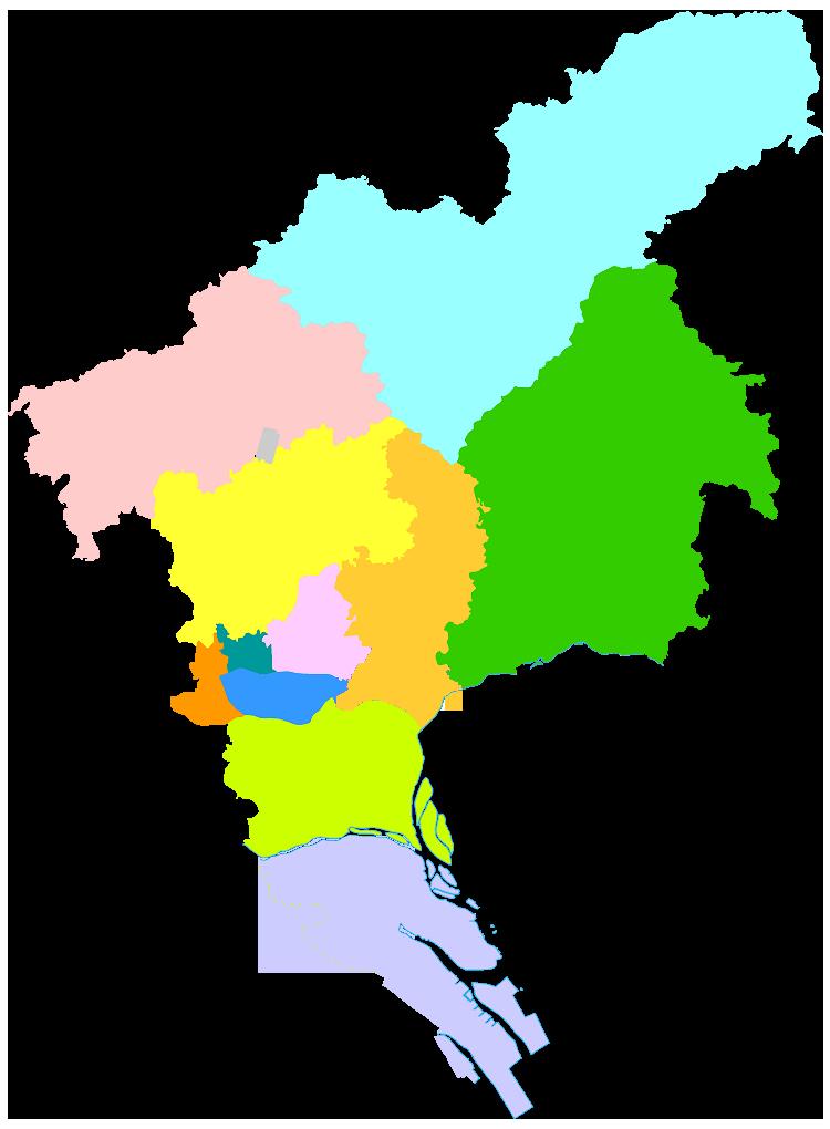 Panyu in Guangzhou