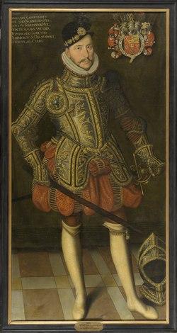Adolf, 1526-1586, hertig av Holstein-Gottorp - Nationalmuseum - 15979.tif