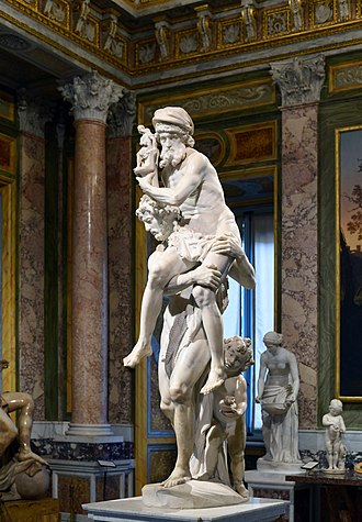 Aeneas, Anchises, and Ascanius - Image: Aeneas, Anchises, and Ascanius by Bernini