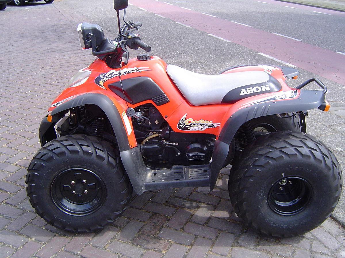 Suzuki Atv Nl