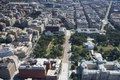 Aerial view of LaFayette Park, located directly north of the White House on H Street between 15th and 17th Streets, N.W., Washington, D.C LCCN2011646652.tif