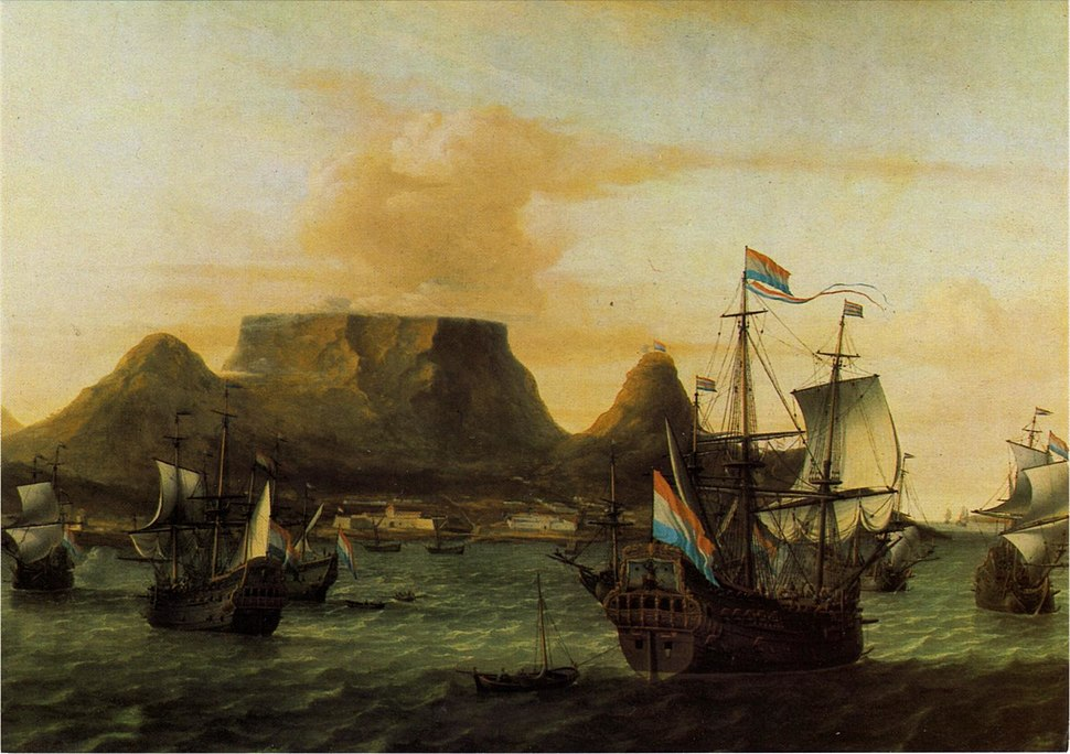 Aernout Smit Table Bay, 1683 William Fehr Collection Cape Town