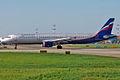 Aeroflot, VQ-BHM, Airbus A321-211 (15836147633).jpg