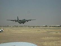 Chad-Air transport-Aeroport abeché1