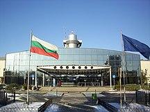 Aeroporto di Sofia-Collegamenti con Sofia-Aeroporto di sofia terminal1