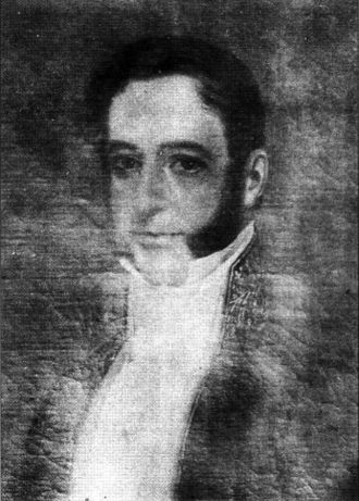 Agustín Jerónimo de Iturbide y Huarte - The only known image of the Prince Imperial