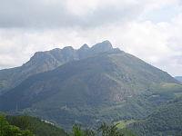 Aiako Harria mountain from the SW.JPG