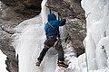 Aiguilles - Escalade sur glace - janvier 2014 - 2.jpg