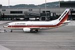 Air Europa Boeing 737-3Q8 EC-EAK (26562891040).jpg