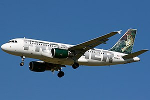 Wilmington Airport (Delaware) - Frontier Airlines was the last airline to serve the airport