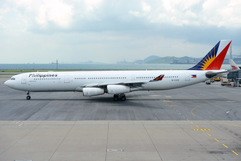 In Philippine Air Grille : File airbus a philippine airlines an g