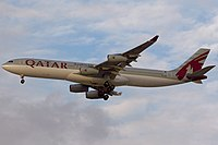 A7-AAH - A343 - Not Available