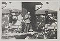 Akseli and Mary Gallen-Kallela on their yard in Porvoo, 1923. (14728685952).jpg