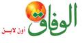 Al-vefagh.com website logo.png