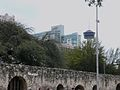 Alamo and Hemisphere Tower.JPG