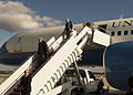 Alan Gross released from Cuban prison, arrives at Joint Base Andrews 141217-F-WU507-603.jpg