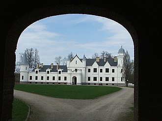 Alatskivi Castle - Alatskivi Castle