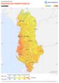 Albania PVOUT Photovoltaic-power-potential-map GlobalSolarAtlas World-Bank-Esmap-Solargis.png