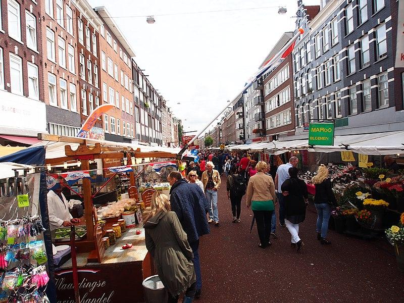 Passeios imperdiveis em Amsterdam