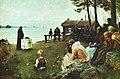 Albert Edelfelt - Divine Service in the Uusimaa Archipelago.jpg