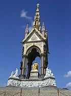 Das Albert Memorial in London (Quelle: Wikimedia)