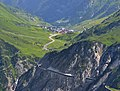 Albona Stubiger Alpe, Paul-Pantlin-Weg Flexenpass Zürs 1.JPG