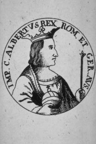 Albert I of Germany - Image: Albrecht Erste Habsburg