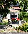 Algemene begraafplaats Herkingen. Graf van H.I. Austin (1).jpg