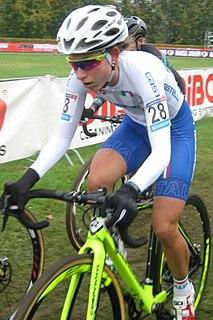 Alice Maria Arzuffi Italian cyclist