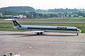 "Alitalia McDonnell Douglas MD-82 (DC-9-82) I-DACY ""Novara"" (25667003534).jpg"