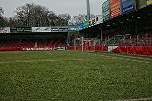 Alkmaarderhout - Alkmaarderhout stadium in 2004