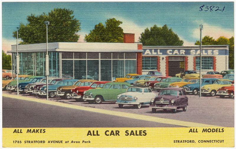 Avenue Car Sales Mansfield