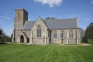 Besthorpe, Norfolk village in the United Kingdom