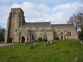 All Saints Church, Hitcham - geograph.org.uk - 1600530.jpg