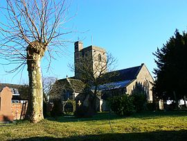 All Cannings Church Crosses