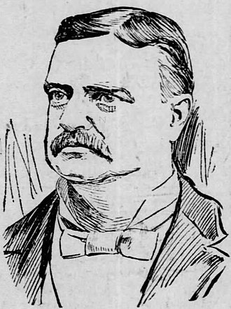 New Jersey's 10th congressional district - Image: Allan Langdon Mc Dermott (New Jersey Congressman)