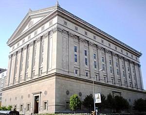 Benno Janssen - Alumni Hall (1915) at the University of Pittsburgh, formerly the Masonic Temple, went through a two-year, $16 million preservation and renovation effort that was completed in 2000