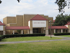 Alvin, Texas - Alvin High School