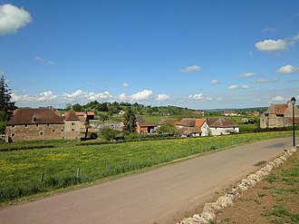 Amanzé - A general view of Amanzé