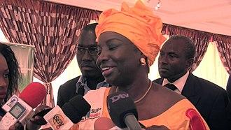 Aminata Touré - Image: Aminata Toure