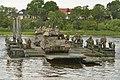 Amphibious bridging across the river Elbe (18123325804).jpg