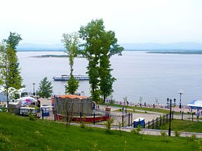 Amur River in Habarovsk.jpg