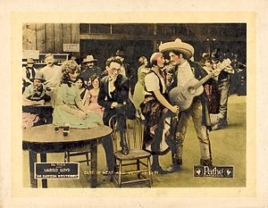 An Eastern Westerner - Lobby card