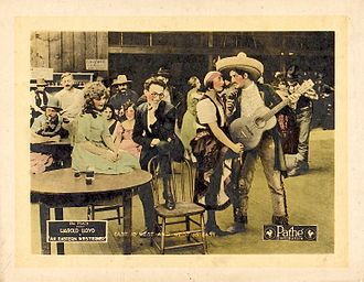 An Eastern Westerner - Lobby card